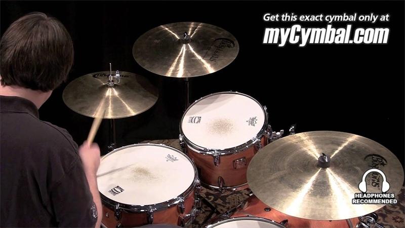 Used Bosphorus 14 Traditional Series Hi Hat Cymbals (UT14HD-1122612N)