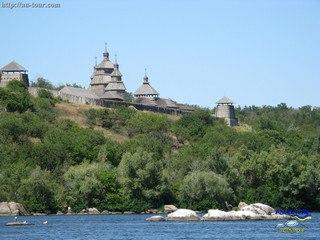 Река Орель. Водные походы - Украина.