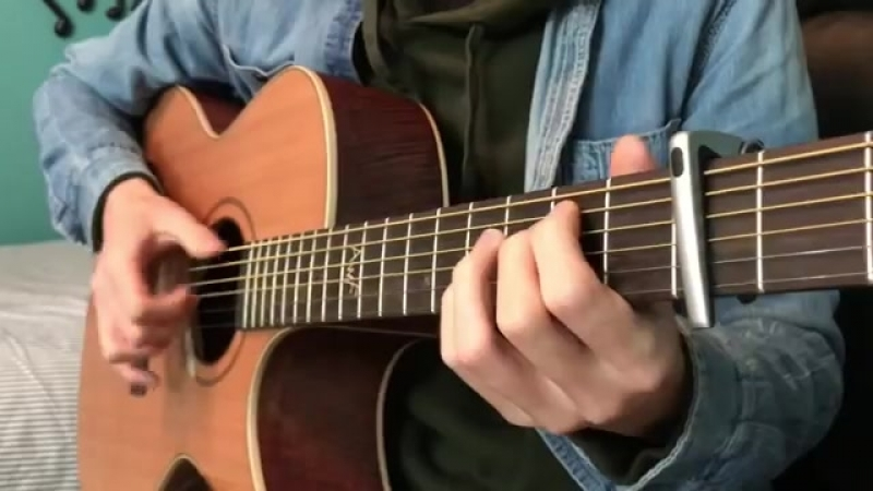 Post Malone - rockstar ft. 21 Savage - Cover (fingerstyle guitar).mp4