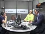 Дмитрий Агарунов и Вадим Федотов в передаче