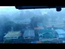 Ливень с отеля Жить в дорогой высотке за 1100 $ в мес а под окно трущебы Это Азия Дождь который нарушал все наши р
