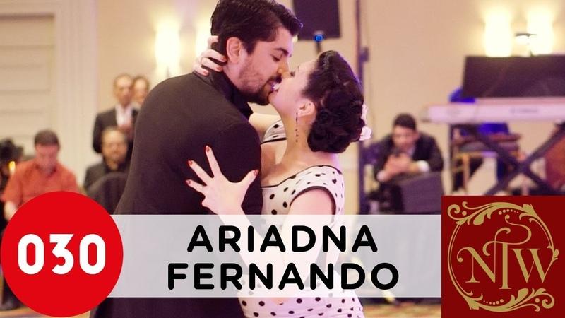 Ariadna Naveira and Fernando Sanchez Gallo ciego San Francisco 2016 ariadnayfernando