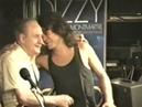 Les Paul with Eddie Van Halen