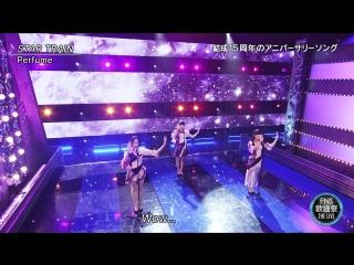Perfume - Polyrhythm + STAR TRAIN - FNS Music Festival (2015.12.16)