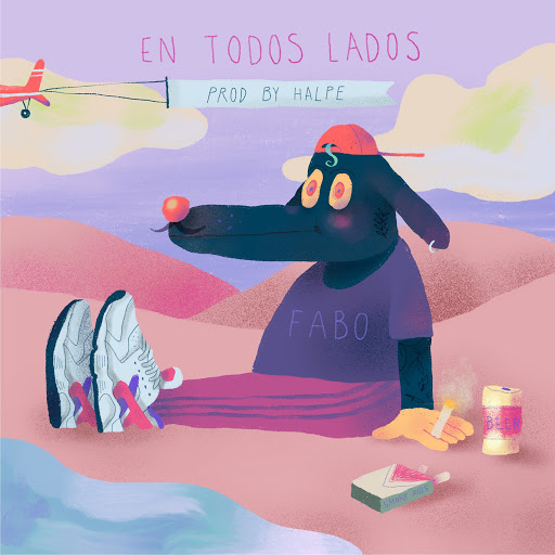 Fabo альбом En Todos Lados