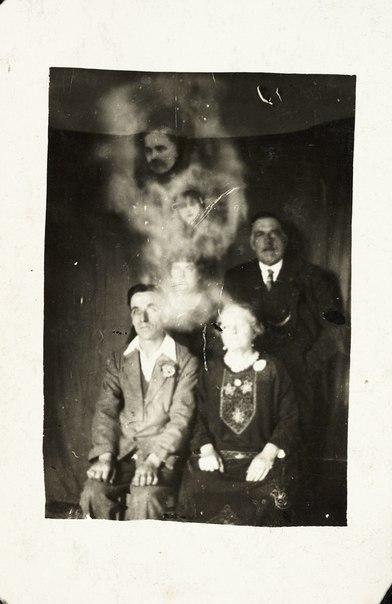 Привиди на фотографіях