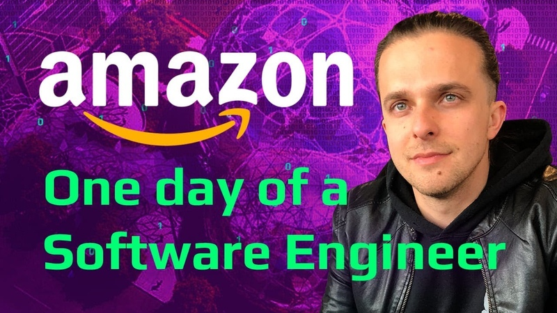 A day in the life of a Software Engineer @ Amazon | День программиста из Кремниевой долины || ProgBlog TV