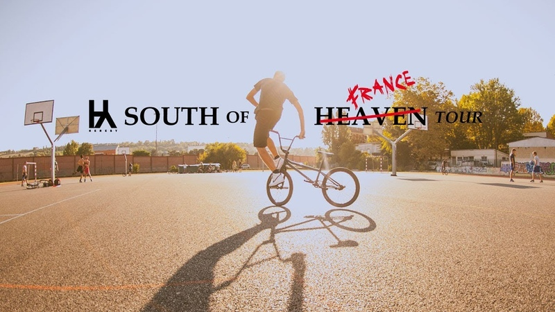 Heresy - South Of France Tour - DIG BMX
