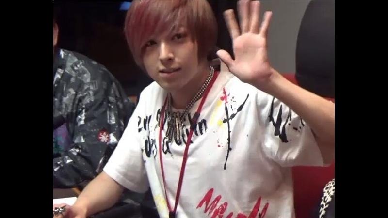蒼井翔太 (Aoi Shouta) - MBSラジオ LIVE-アッパレやってまーす!月曜日 LINE LIVE 12.06.2017
