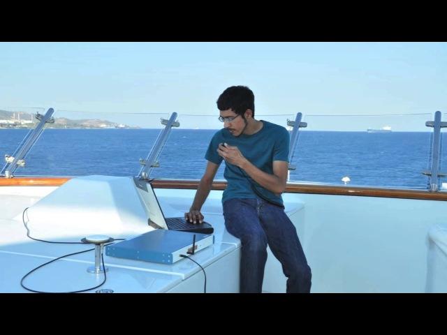Researchers Coerce Superyacht Off Course