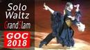 Final Solo Waltz GrandSlam STD 2018 German Open Championships