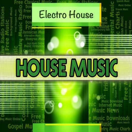ELECTRO HOUSE альбом House Music