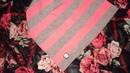 Шапка На осень весну Подходит всем Какие ткани выбрать Выкройка шапки Часть 1