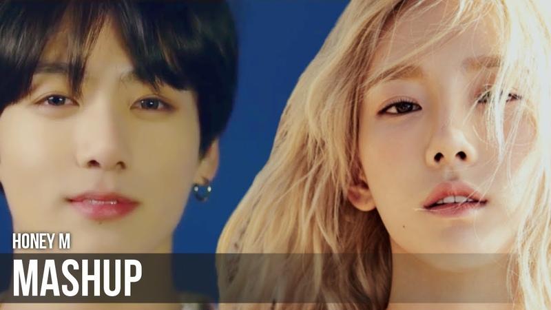 Why x Euphoria || Taeyeon x BTS || MASHUP