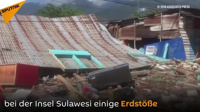 Verheerender Tsunami in Indonesien: Zahl der Toten steigt weiter