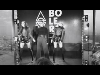 Эксклюзивный фрагмент шоу «Bolero by Liasan Utiasheva» на премии Glamour