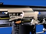 АКМ AK 47) Принцип работы автоматики АК