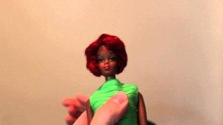 MATTEL, Barbie,Talking Christie 1968. Говорящая кукла Кристи, подруга Барби