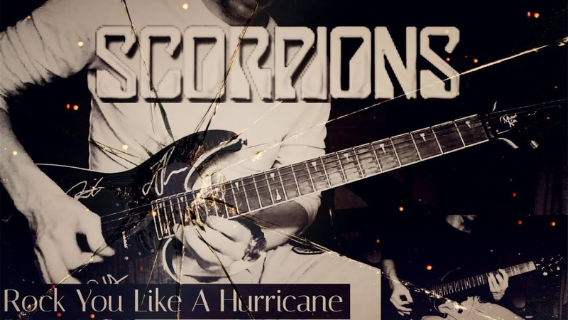 Scorpions - Rock You Like A Hurricane | Ivan Diezel (Guitar Cover)