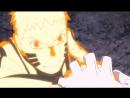 Наруто Боруто Новое Поколение Наруто Кьюби Сасуке Против Манушики Другая Версия Битвы