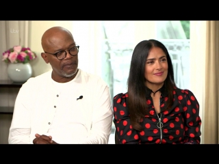 Salma Hayek on Turning Down a Date With Donald Trump - Good Morning Britain