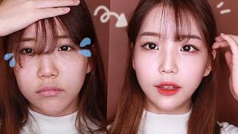 Plastic surgery makeup