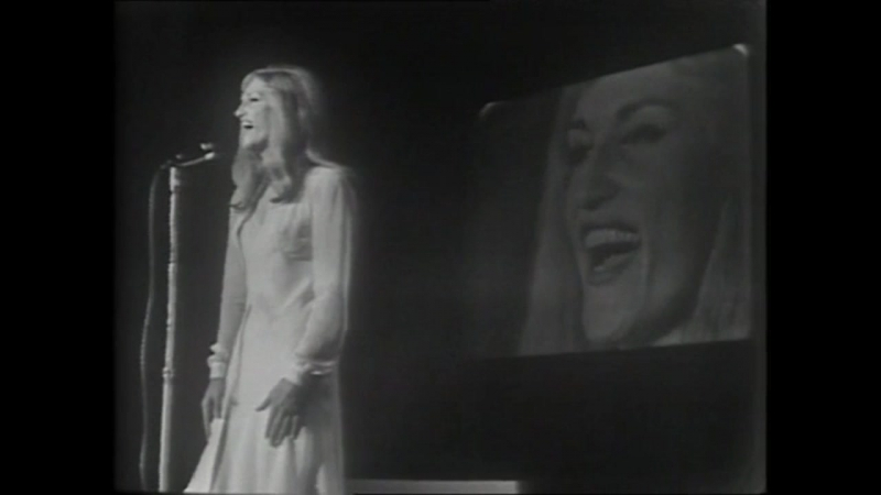 Dalida Hene ma tov 12 02 1966 Music hall de France