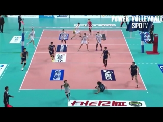 Top 20 volleyball crashes ● crazy volleyball saves (hd)