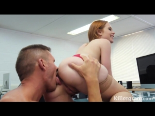 Ella hughes (secretary creampie ass blowjob sperm office sex porn секретарша секс сперма)