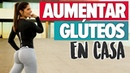 SUBIR Y AUMENTAR GLÚTEOS Mejores ejercicios con agua Bubble Butt Workout