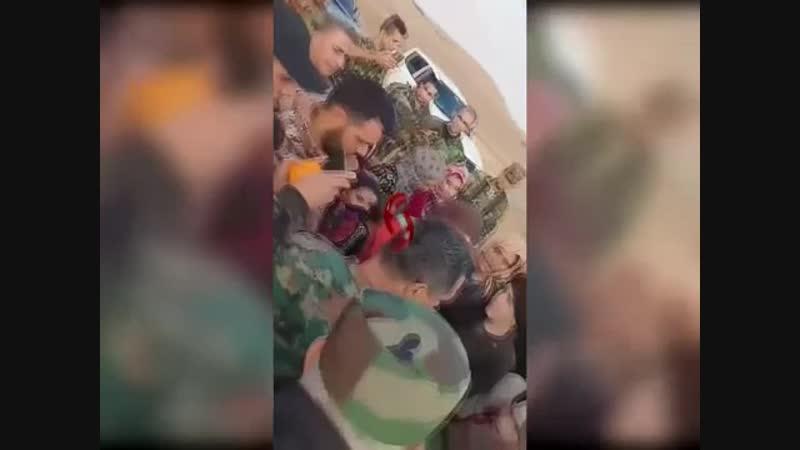 بالفيديو صور خاصة للإخبارية السورية لأهالينا المخطوفين من محافظة السويداء