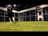 Borussia Dortmund's Footbonaut Machine vs. Henrik Mkhitaryan