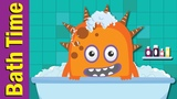 Bath Time Song Learn Body Parts