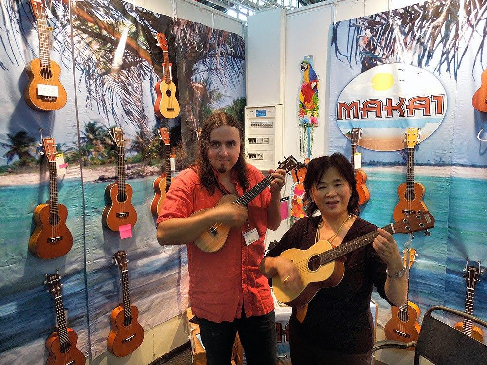 Desjardins history museum queensland ukulele