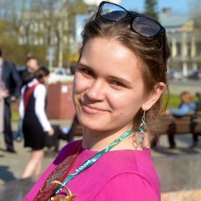 Екатерина Степаненко, 23 января 1995, Москва, id105170123