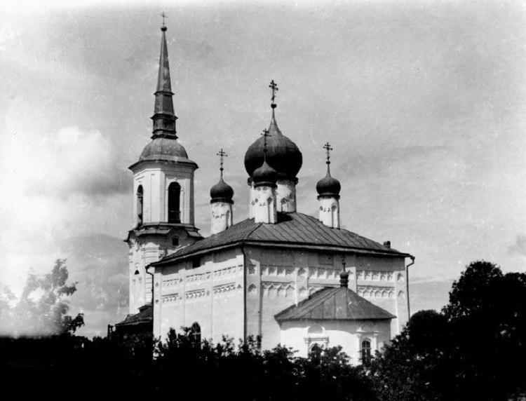 церковь святой Николай