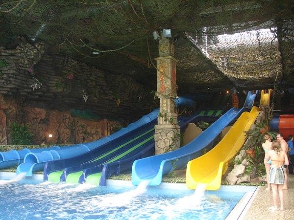 Купить тур в аквапарк Джунгли в Днепропетровске