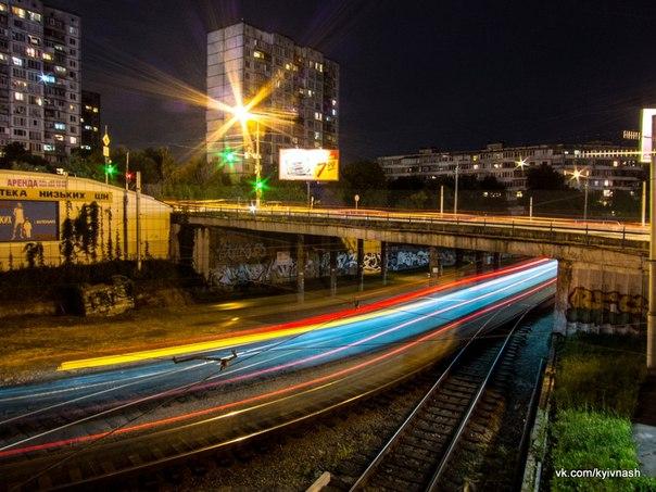 Скоростной трамвай Киев.