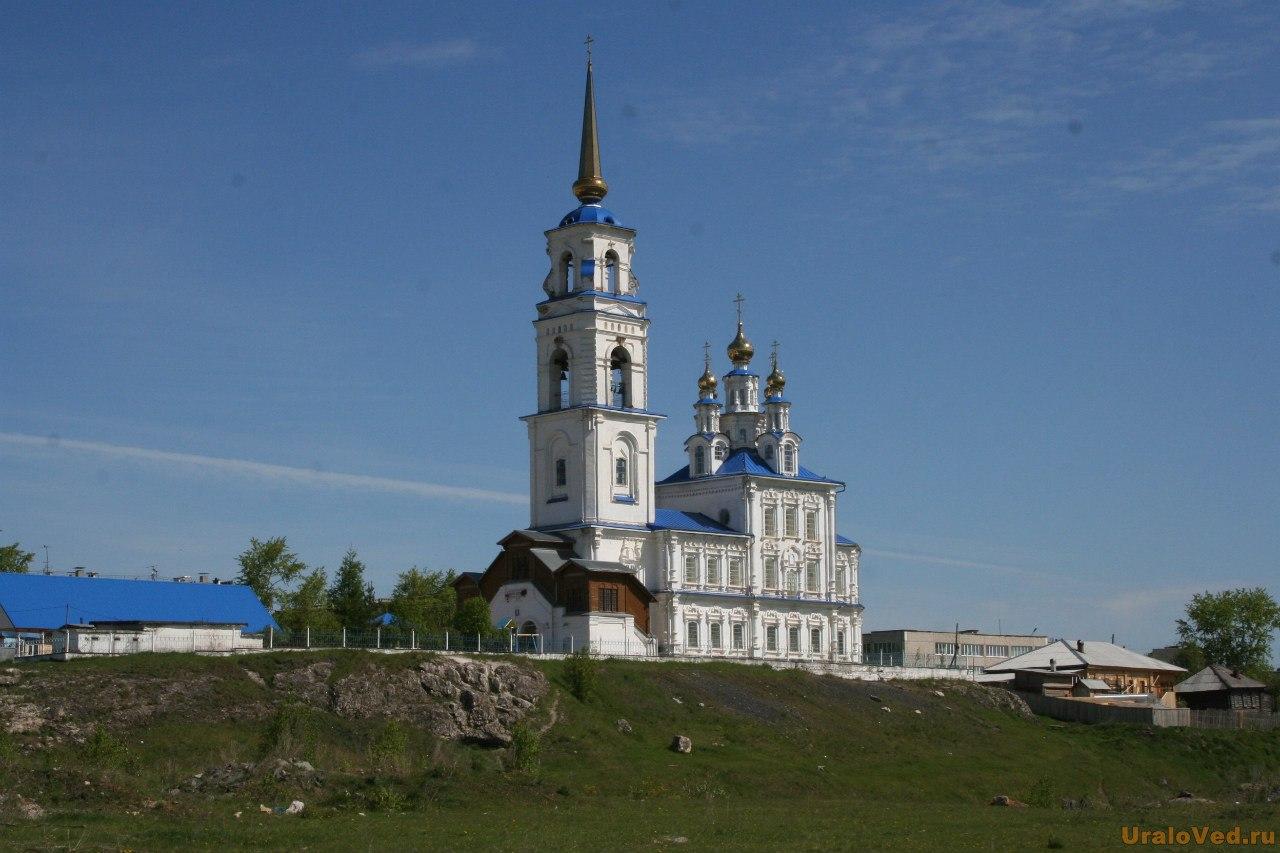 Храм в Североуральске