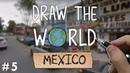 Draw The World 05 Mexico Drawing a Car Repair Shop