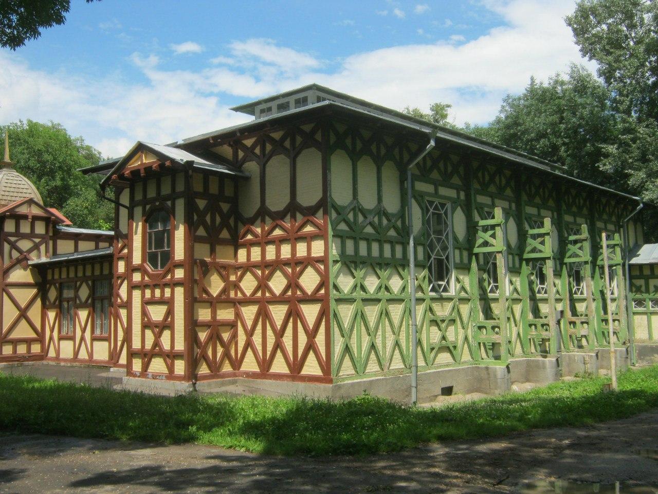 Старинный особняк в Ессентуки