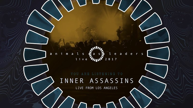 ANIMALS AS LEADERS - Inner Assassins (Live from Los Angeles)