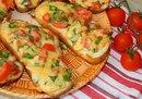 Сочные горячие бутербродики ✌