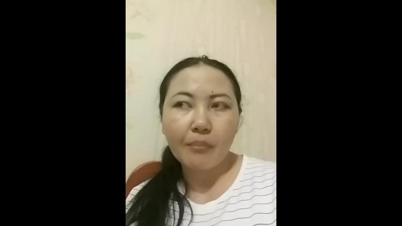 Жазира Мынбаева - Live