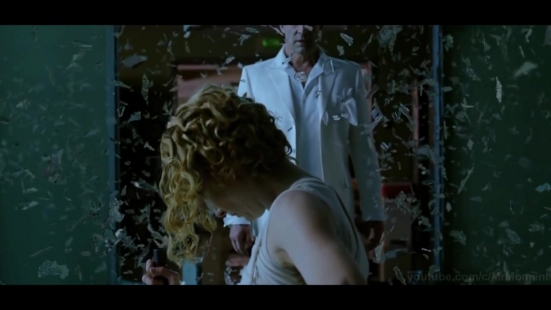 Сцена из фильма: Константин (Люцифер)