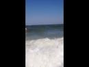 Большие волны в Одессе