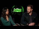 «Мстители: Война Бесконечности»: интервью Зои Салдана и Криса Прэтта для «Fox 5 DC»