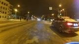 на каракораме в снегопад