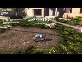 Обзор игры Goat Simulator(симулятор козла)