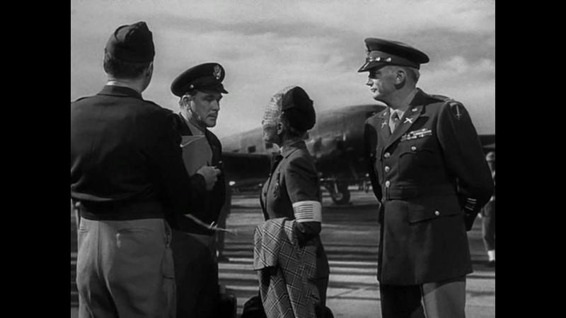 ЗАРУБЕЖНЫЙ РОМАН (1948) - мелодрама, комедия. Билли Уайлдер 1080p